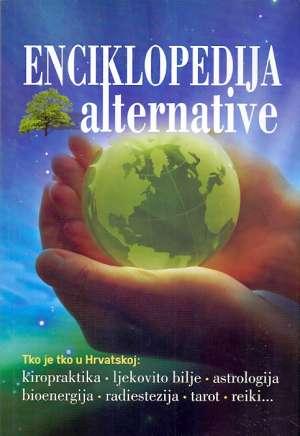 Enciklopedija alternative - tko je tko u Hrvatskoj S.a. meki uvez