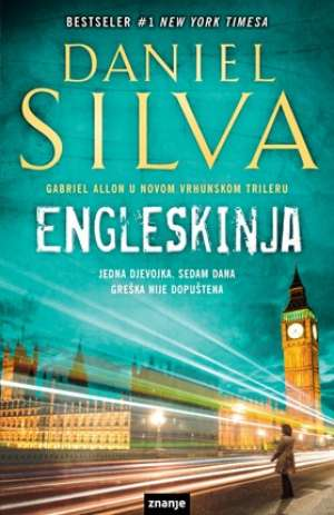 Engleskinja Silva Daniel meki uvez