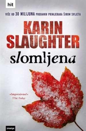 Slomljena Slaughter Karin meki uvez