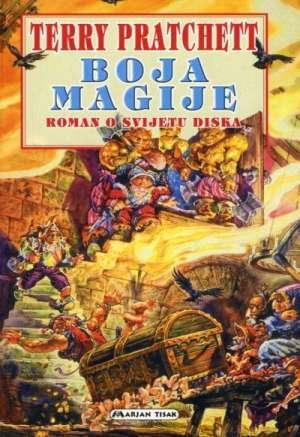 Pratchett Terry - Boja magije
