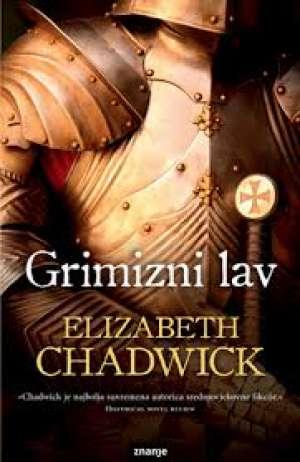 Grimizni lav Chadwick Elizabeth meki uvez