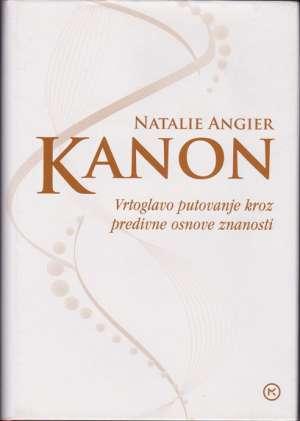 Kanon Natalie Angier tvrdi uvez