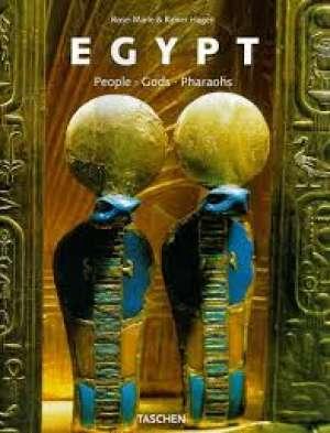 Rose Marie & Rainer Hagen - Egypt people gods pharaohs*