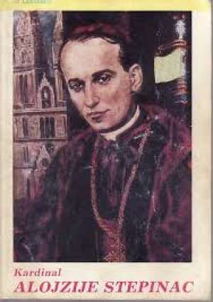Kardinal Alojzije Stepinac M. Landercy meki uvez