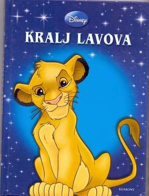 Disney Walt Slikovnica - Kralj Lavova
