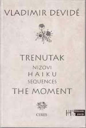Trenutak nizovi haiku Devide Vladimir meki uvez