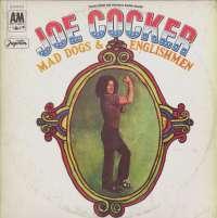 Gramofonska ploča Joe Cocker Mad Dogs & Englishmen LSAM 75009/10, stanje ploče je 8/10