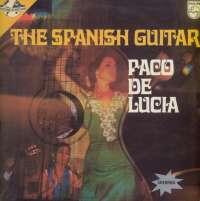 Gramofonska ploča Paco De Lucía The Spanish Guitar LP 5721, stanje ploče je 10/10