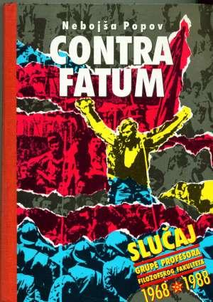 Nebojša Popov - Contra fatum