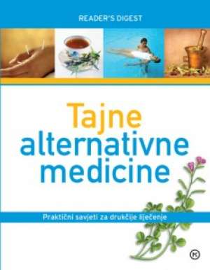 Tajne alternativne medicine Lidija Zozoli Uredila tvrdi uvez