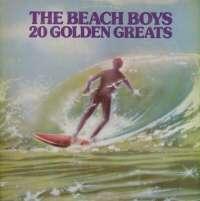 Gramofonska ploča Beach Boys 20 Golden Greats LSCAP 70819, stanje ploče je 10/10