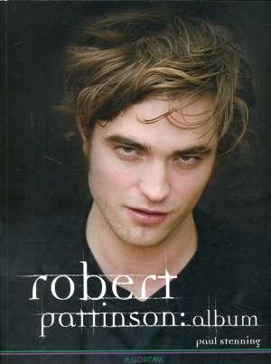 Paul Stenning - Robert Pattinson - album