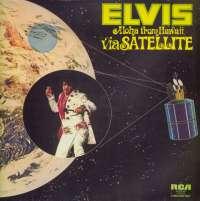 Gramofonska ploča Elvis Presley Aloha From Hawaii Via Satellite 461002/3, stanje ploče je 10/10
