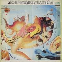 Gramofonska ploča Dire Straits Alchemy - Dire Straits Live 818 243-1Q, stanje ploče je 7/10