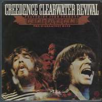 Gramofonska ploča Creedence Clearwater Revival Featuring John Fogerty Chronicle - The 20 Greatest Hits LSF 75091/2, stanje ploče je 10/10