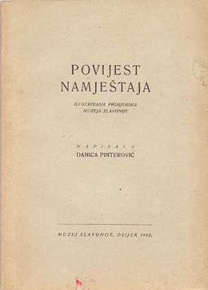 Danica Pinterović - Povijest namještaja