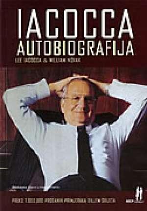 Iacocca autobiografija Lee Iacocca, William Novak tvrdi uvez