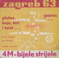 Platno, Boje, Kist I Twist / Ti Si Moje Proljeće 4M / Bijele Strijele