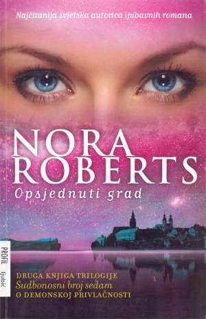 Opsjednuti grad Roberts Nora meki uvez