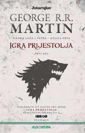 Martin George R. R - Igra prijestolja - prvi dio
