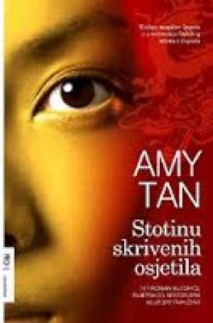 Stotinu skrivenih osjetila Tan Amy meki uvez
