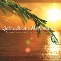 Zlatne strune mediterana kožni uvez