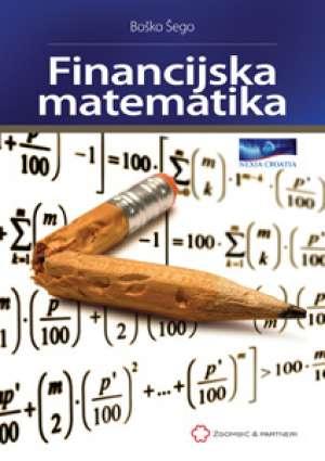 Boško šego - Financijska matematika