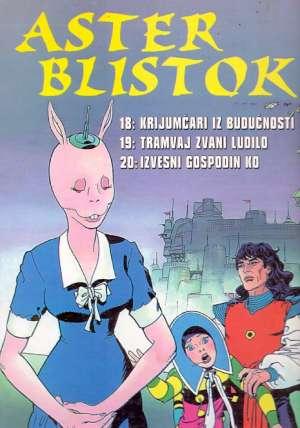 Aster blistok - 18 / 19 / 20 Godard & Ribera meki uvez