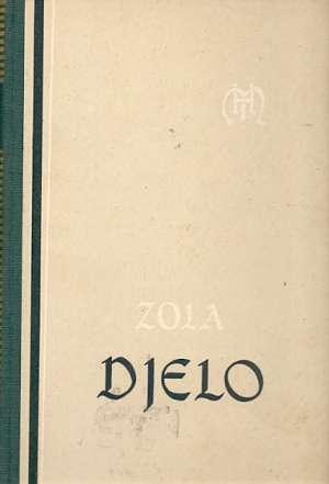 Djelo Zola Emile tvrdi uvez