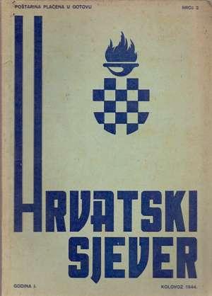 . -Hrvatski sjever meki uvez