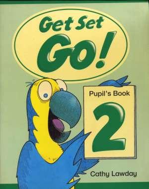 Get set go! - Pupils book and workbook 2 Cathy Lawday meki uvez
