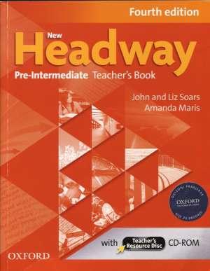 New headway pre-intermediate teachers book * John And Liz Soars, Amanda Maris meki uvez