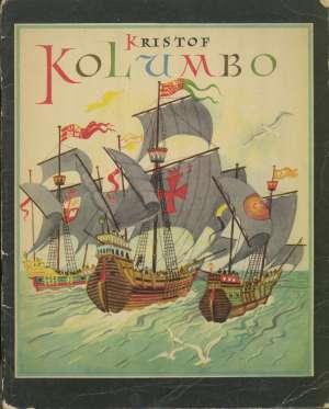 Kristof Kolumbo Petar Mardešić, Vladimir Kirin Ilustrirao meki uvez
