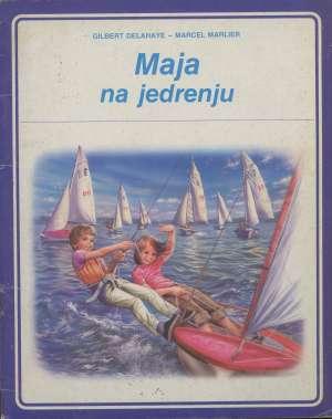 Maja na jedrenju Gilbert Delahaye, Marcel Marlier meki uvez