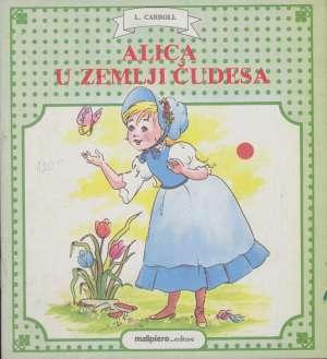 Julijana Vučo Prijevod - Alica u zemlji čudesa