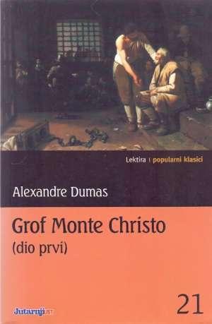 Dumas Alexandre - Grof Monte Christo 1-2