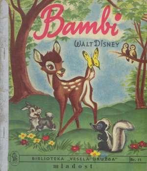 Ana Kulušić Urednik - Bambi
