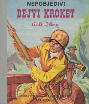 Nepobjedivi Dejvi Kroket Walt Disney meki uvez