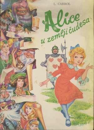 Alice u zemlji čudesa L. Carrol meki uvez
