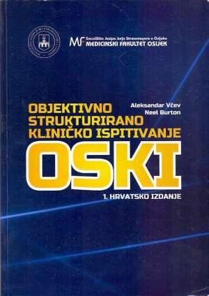 Objektivno strukturirano kliničko ispitivanje OSKI Aleksandar Včev, Neel Burton meki uvez