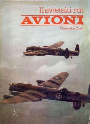 Christopher Chant - II svjetski rat - avioni