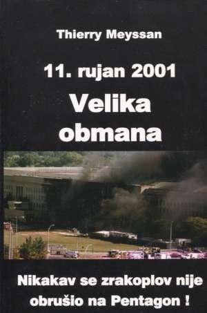 11. rujan 2001 velika obmana Thierry Meyssan meki uvez