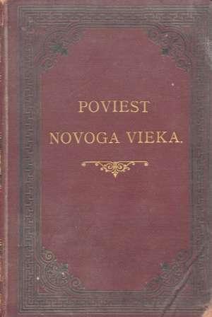 Franjo Valla - Poviest novoga vieka od god. 1453. do god. 1789