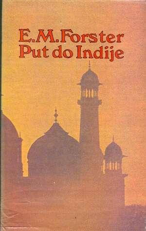 Put do Indije Forster Edward Morgan tvrdi uvez