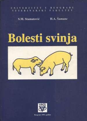 S.m. Stamatović, H.a. šamanc - Bolesti svinja