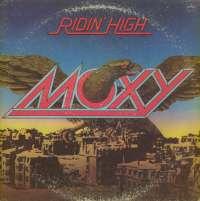 Gramofonska ploča Moxy Ridin High SRM-1-1161, stanje ploče je 9/10