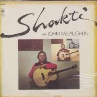 Gramofonska ploča Shakti With John McLaughlin Shakti With John McLaughlin CBS 81388, stanje ploče je 10/10