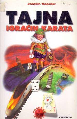 Gaarder Jostein - Tajna igraćih karata