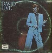 Gramofonska ploča David Bowie David Live LSRCA-75011/12, stanje ploče je 9/10