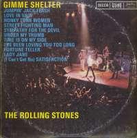 Gramofonska ploča Rolling Stones Gimmie Shelter LSDC 70471, stanje ploče je 10/10